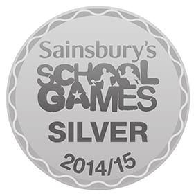 Sainsburys School Games Bronze